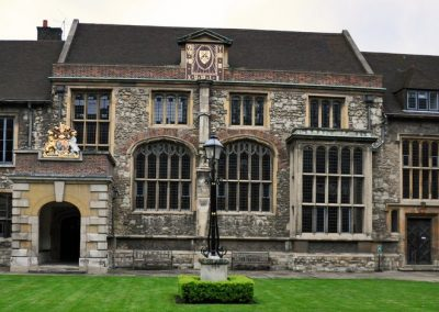Sutton Hospital in Charterhouse